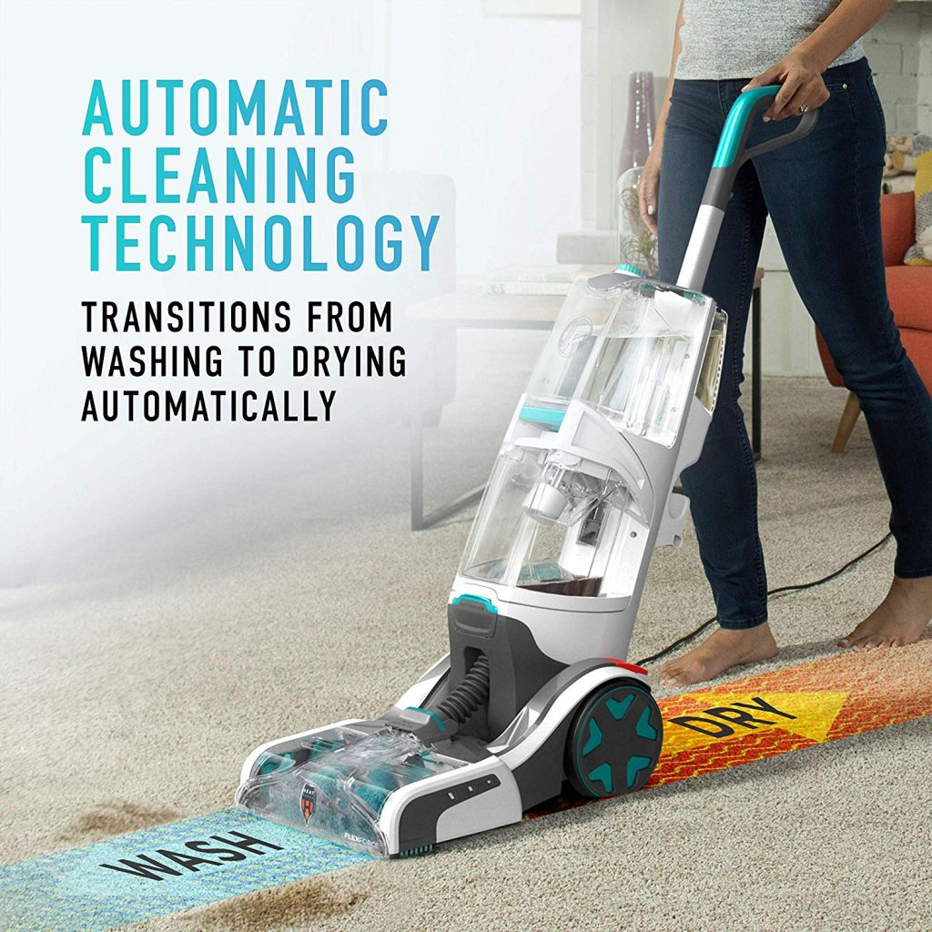 Hoover Smartwash Automatic Carpet Cleaner FH52000